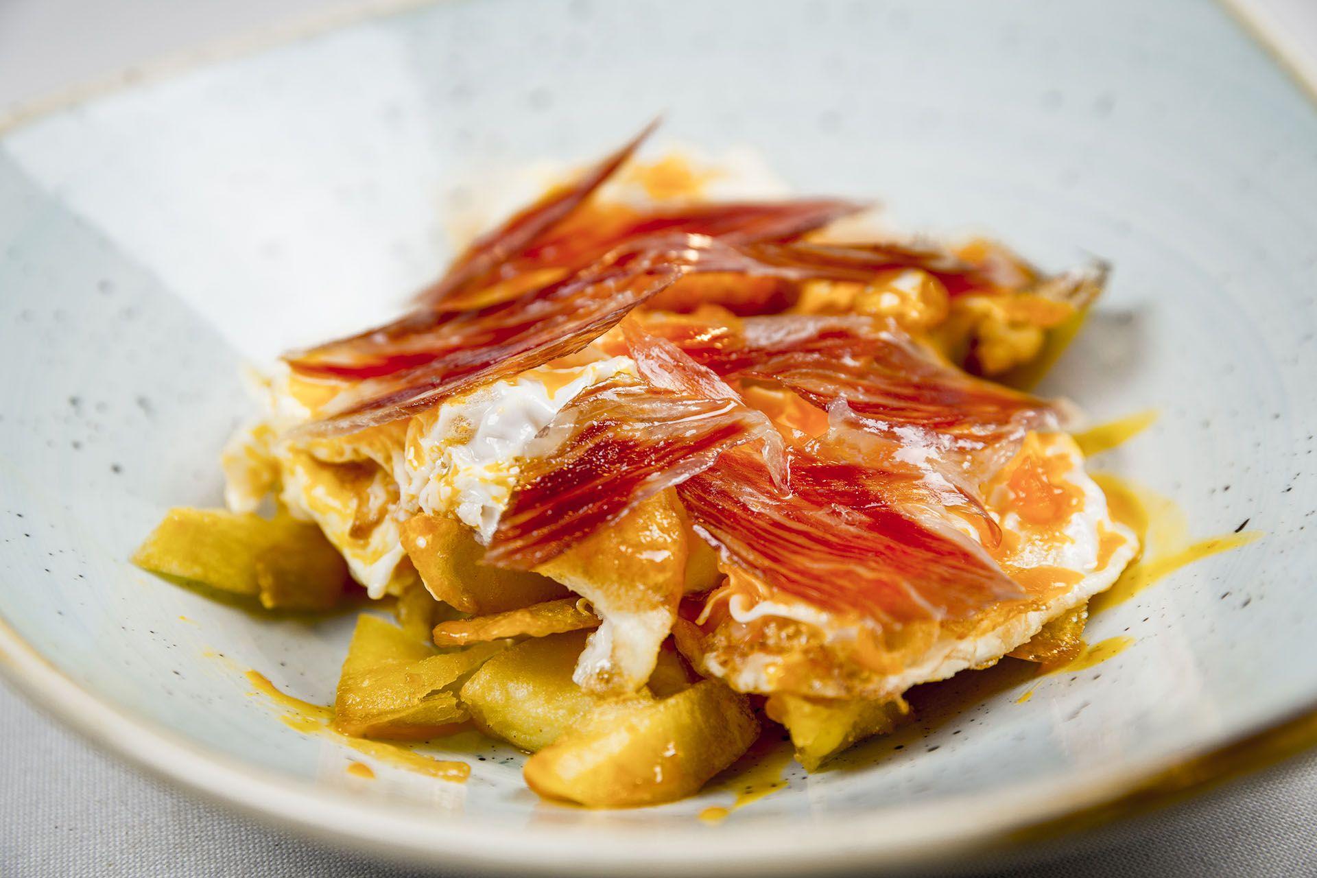 Restaurante Hevia Madrid